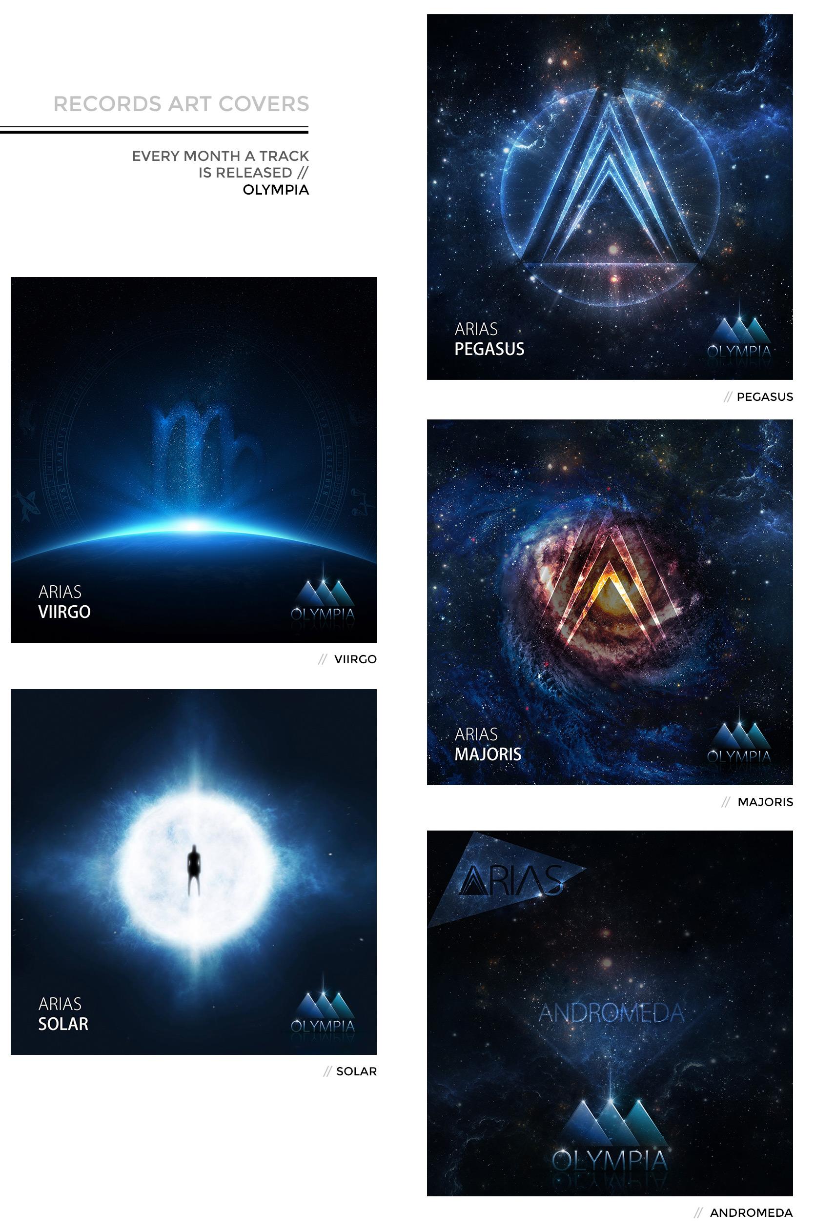 arias art cover logo agence montreal agency montréal
