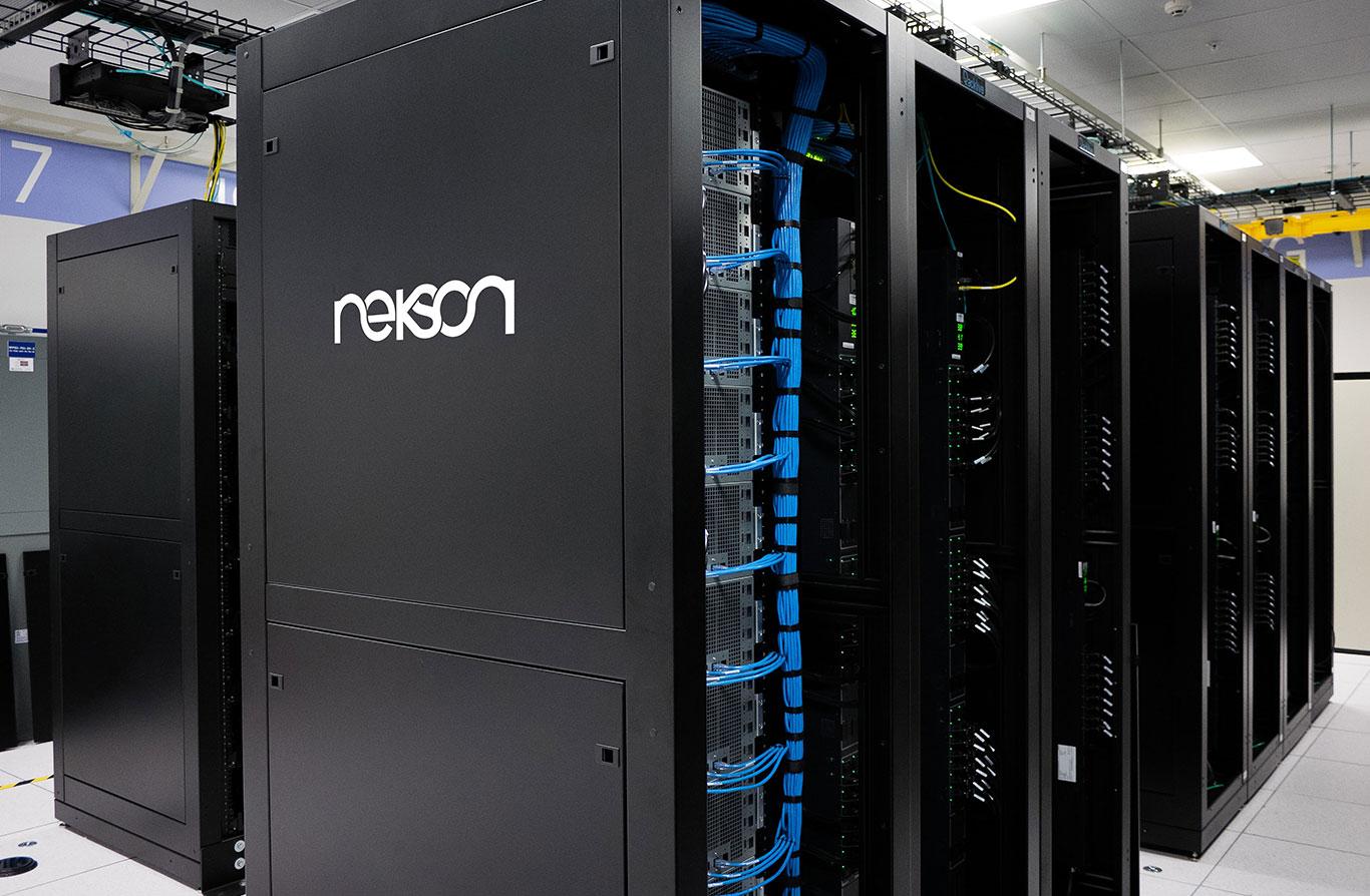 server architectureagency agence numérique nekson
